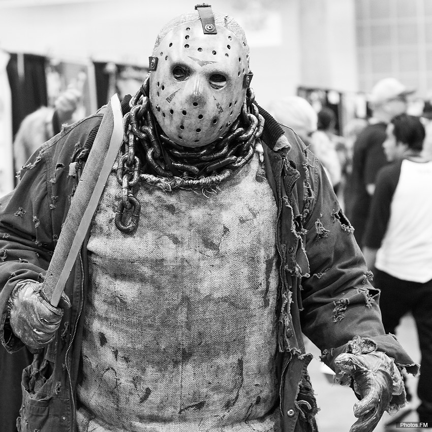Jason Voorhees - Los Angeles Comic Con