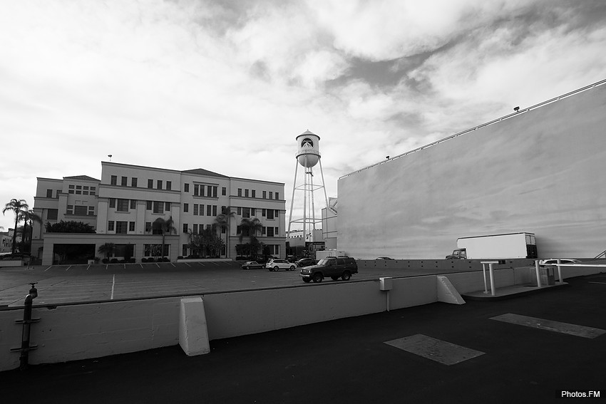 The Water Tank - Paramount Studios