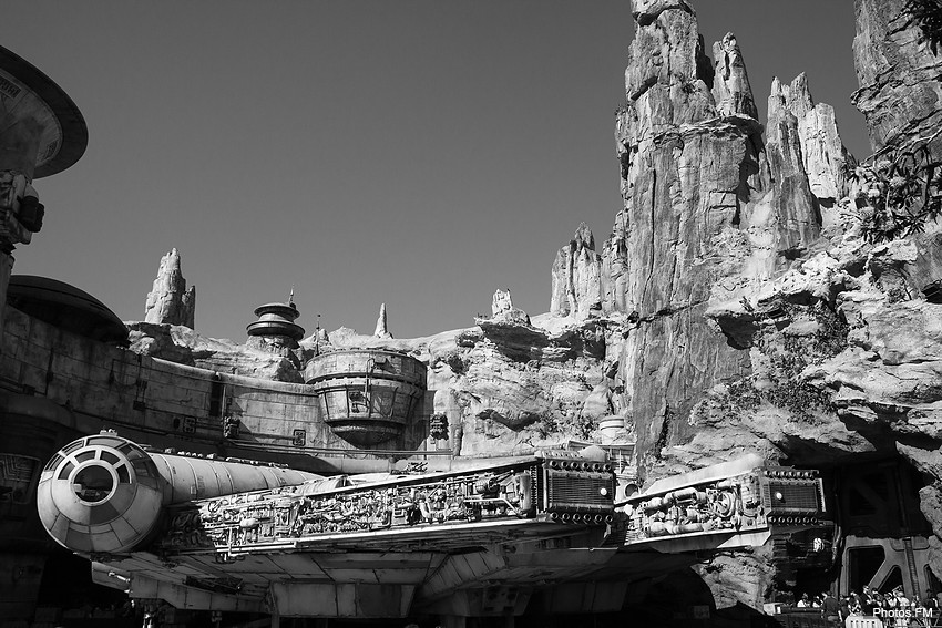 Millennium Falcon, Star Wars : Galaxy's Edge